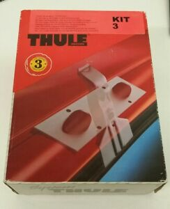 Thule Kit 3 Roof Rack Fitting Kit Car Roof Rack Kayak Bike Transport