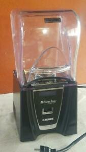 Blendtec Icb5 Smoother Commercial Blender Q Series 18000 Cycles Nsf
