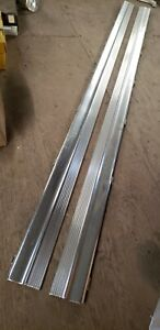 1966 Chevy Caprice Conv 2 Dr Rocker Moldings Rare 1 Yr Only