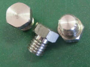 Screws For The Knife Lock Bars On Vintage Delta Jointers Stainless Steel