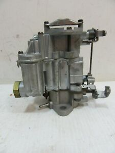 Mid 1960s Chevrolet 230 6 Cylinder Rochester Monoject Carburetor 7034061