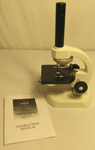 Radical Prism Microscope Wf 10x Metal Body 4x 10x 40x New