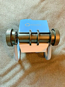 Rolodex Open Rotary Business Card File Blue New No Box Easy Access