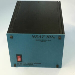 New England Affiliated Neat 102m Microstepping Motor Drive