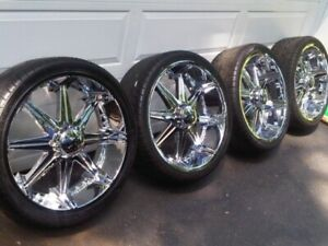 26 Dub Big Homie Rims And Tires Extras