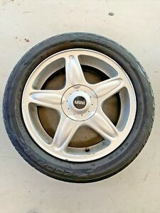 2007 2015 Mini Cooper Wheel Alloy 5 Spokes 16 195 55r16 6769409 Oem