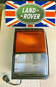 Range Rover Classic 87 95 Front Driver Turn Signal Light Lh Prc8950 Euro clear