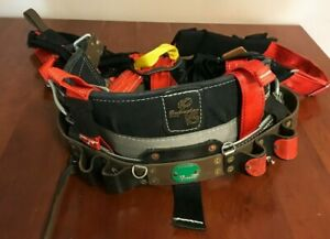 Buckingham Climbing Belt Used 1 Month Size 22 Includes Full Harness