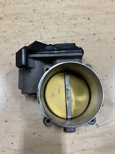 2013 Ford Mustang Gt Coyote 5 0l Throttle Body 90mm Bbk Br3e 9f991 ae