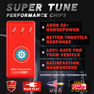 Fits Ford Mustang V6 3 7l 3 8l 4 0l Obd2 Performance Tuner Chip Power Programme