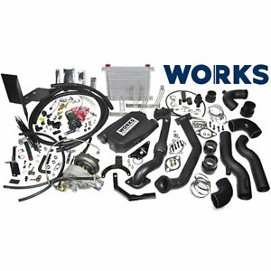 Works Stage 2 Turbo Charger Complete Kit For Subaru Brz Scion Fr S W Automatic