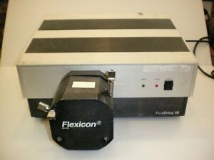 Watson Marlow Flexicon Pd10 Flexdrive 10 Peristaltic Filler Pump