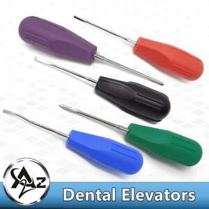 Dental Luxating Elevators Periotome Luxation Root Extracting Extraction Tools