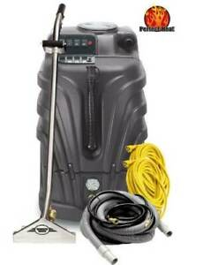 Powr flite Pfx1385max2 Max Hot Water Carpet Extractor Starter Pack 13 Gal Ca