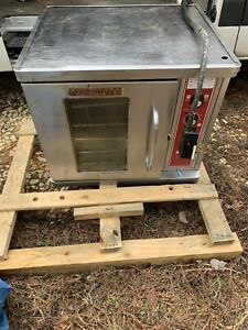 Blodgett Ctb 1 Half Size Electric Convection Oven 208v Or 240v Ss Sides