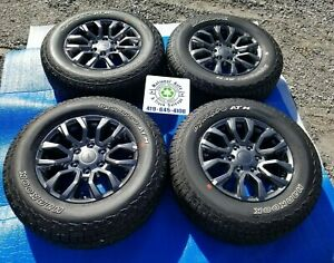 4 New 2019 Ford Ranger 17 Factory Oem Charcoal Wheels Tires 19 Ford Ranger Only