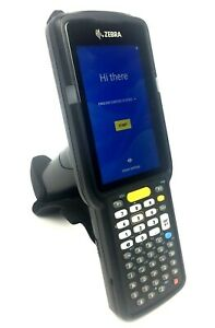 Zebra Mc3300k Handheld Mobile Computer Data Collection Barcode Scanner Terminal