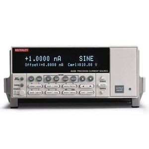 Keithley 6220 Low Noise Precision Dc Current Source With Gpib And Rs 232