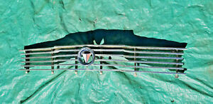 Oem 1964 Plymouth Valiant Grille And Emblem