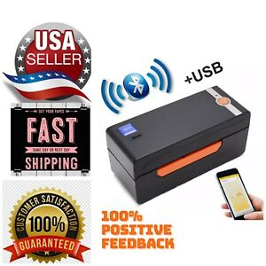 Beeprt4x6 High Speed Direct Thermal Shipping Label Barcode Printer Usb bluetooth