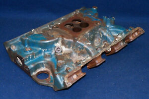 1968 1969 1970 Ford Shelby Mustang Torino Cougar Intake Manifold 428 Cj C8oe C