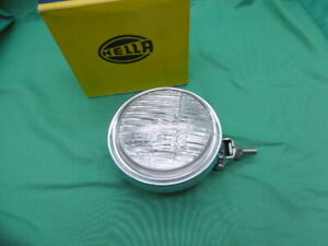 Vintage Hella Reversing Lights Vw Beetle Bug Split Oval Nos