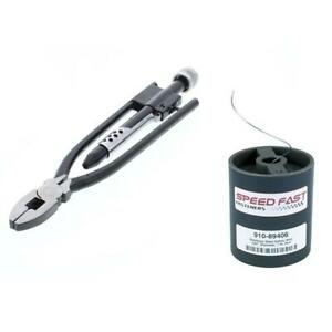 Stainless 025 Inch Safety Wire Kit With Twister Plier Tool
