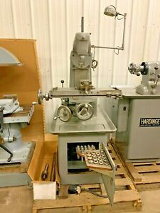Hardinge Vh 2 Toolroom Milling Machine Item 1157