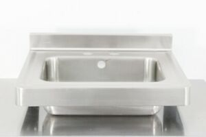 Used 22 Stainless Steel Hand Sink 560015