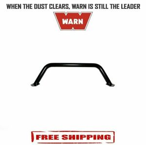 Warn Rock Crawler Black Grille Guard Tube For Toyota Pickup 1989 1995 68451