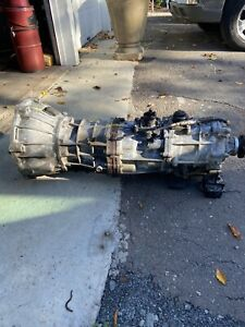 1988 Toyota Pickup 6 Cylinder Manual Transmission With Transfer Case 4x4