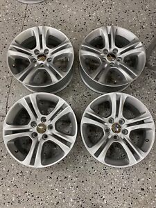 2015 2020 Dodge Charger 17 Factory Oem Alloy Wheels 4