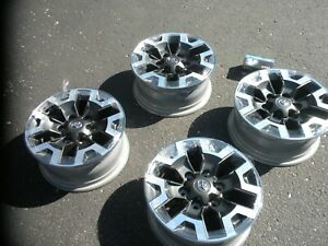 16 Toyota Tacoma Rims 16 Inches Toyota Tacoma Wheels Original Equipment Alloy