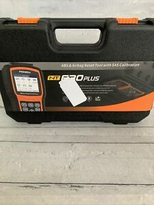Foxwell Nt630plus Abs Airbag Sas Obd2 Automotive Scanner Code Reader Diagnostic