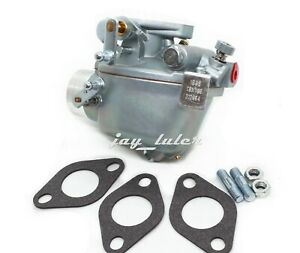 Carburetor For Ford Tractor 310746 B8nn9510a 312954 Tsx785 Tsx695