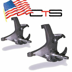 1988 1998 Chevy Silverado Gmc Sierra C1500 C2500 Ld 4 Lift Kit Lift Spindles