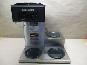 Bunn Vp17 3 3l 12 cup Commercial Coffee Maker