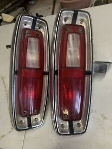 1967 Ford Falcon Station Wagon 2 Tail Light Assembly