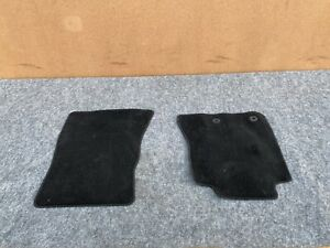 Ford Mustang Gt 2015 2020 Oem Front Left And Right Floor Mats Mat pair 40k