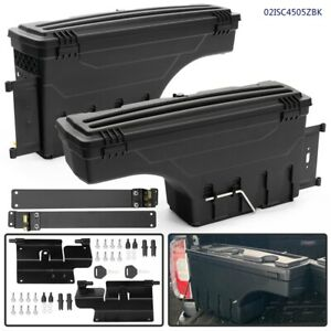 Truck Bed Storage Box Toolbox Lh Rh Side For 2015 2020 Colorado Gmc Canyon