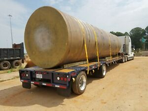 12 000 Gallon 2 Compartment Bulk Fuel Storage Tank Diesel gas water septic