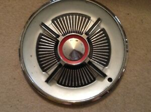 1965 Ford Galaxie Hubcap 1965 Ltd Spinner Wheel Cover