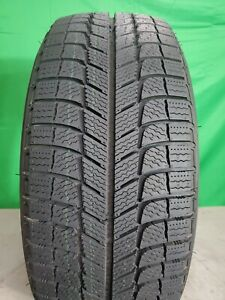 Single New 215 55r16 Michelin X Ice 97h Dot 2819