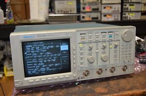 Tektronix 4 Channel Digitizing 500 Mhz Oscilloscope Tds540 Tds 540