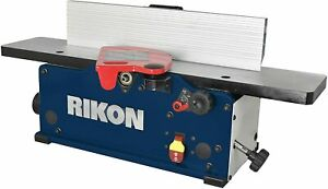 Rikon Power Tools 20 600h 6 Benchtop Jointer With Helical Cutter Head