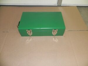 Greenlee Empty Metal Case With Tray For 767 746 7306 7506 7464 Ext Condition