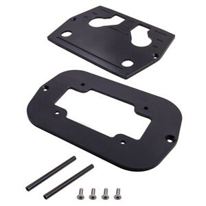 Aluminum Hold Down Tray Bracket Relocation For Optima 34 78 Battery
