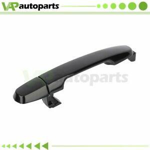 Exterior Door Handle Rear Lh Rh For 03 08 Pontiac Vibe Toyota Corolla Outside