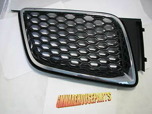 2009 2010 Pontiac Vibe Passenger Side Upper Grille New Gm 88975654