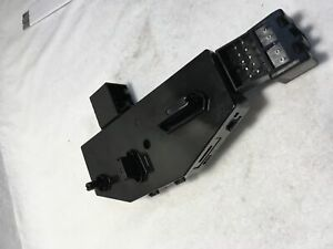 2014 2019 Corvette Drivers 6 Way Power Seat Switch New Gm 23247095